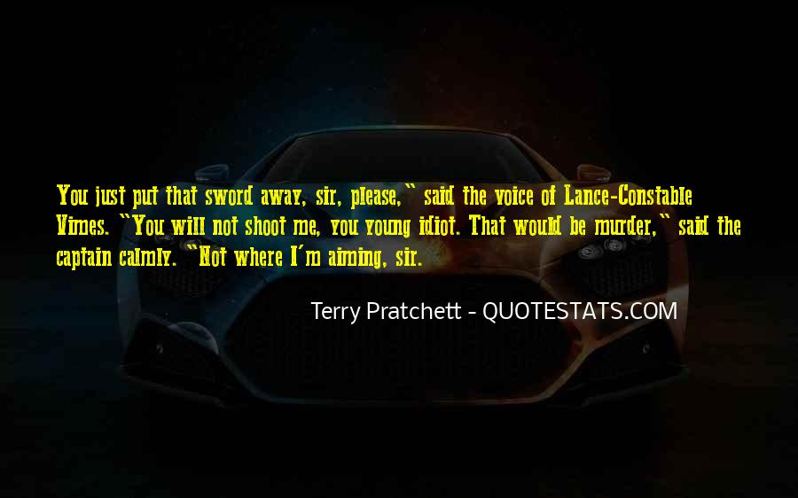Vimes's Quotes #227901