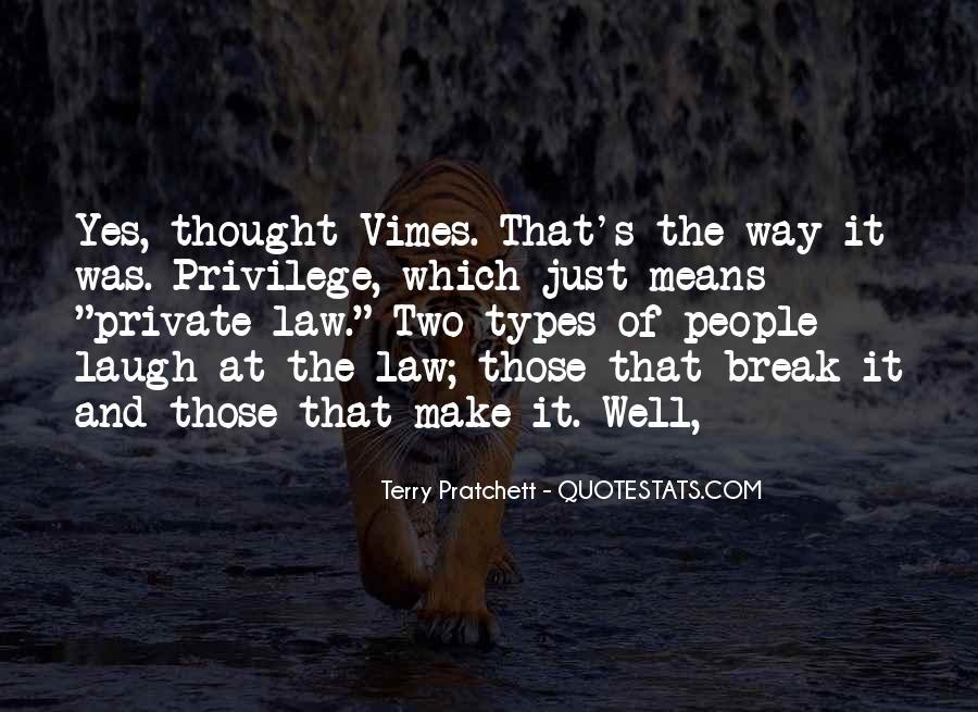 Vimes's Quotes #297140