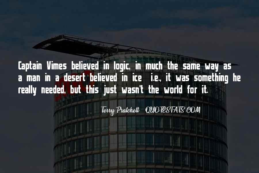 Vimes's Quotes #448900