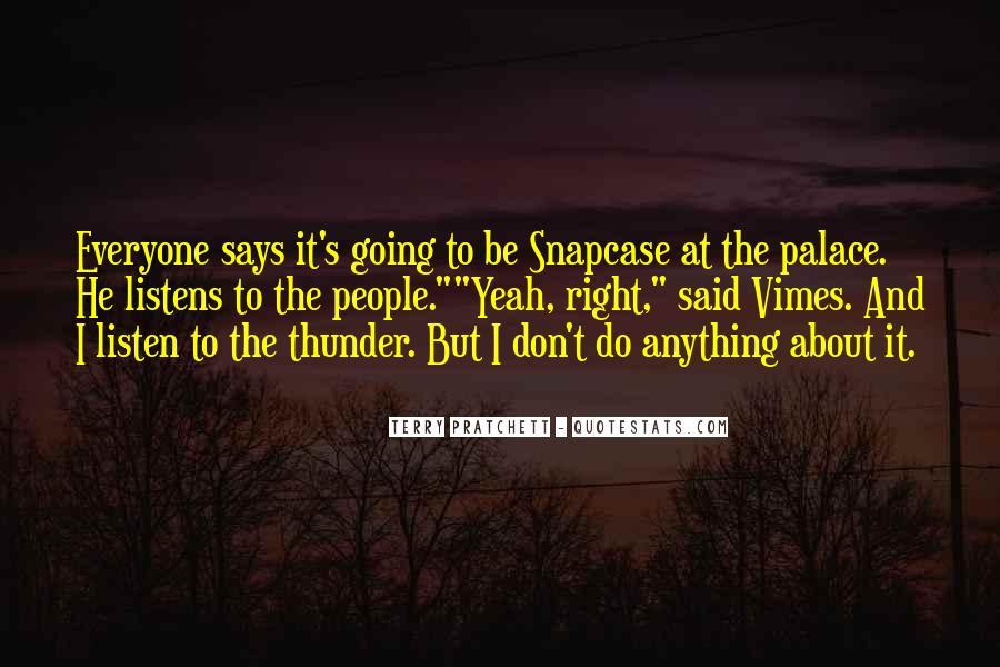 Vimes's Quotes #709865