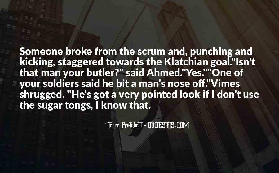 Vimes's Quotes #843006