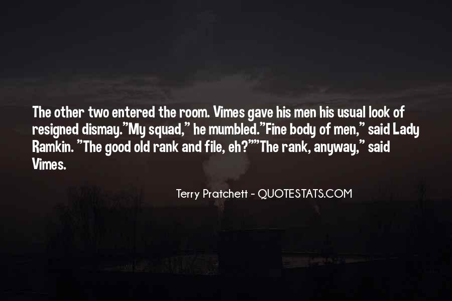 Vimes's Quotes #847394