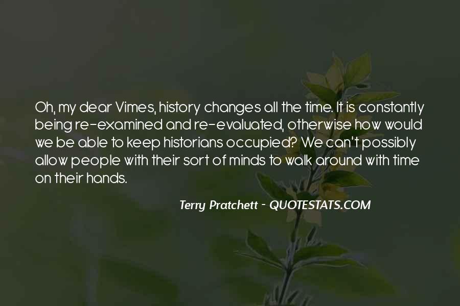 Vimes's Quotes #933742
