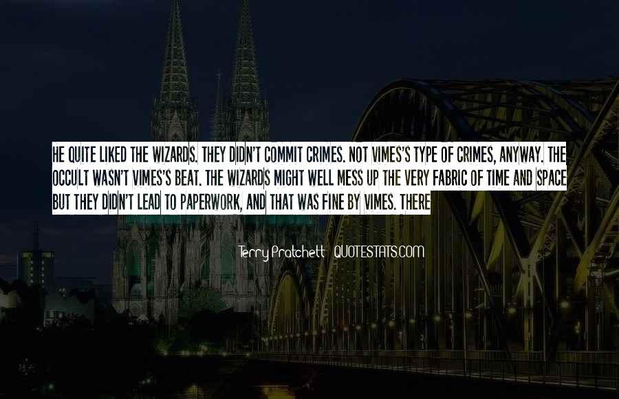 Vimes's Quotes #997864