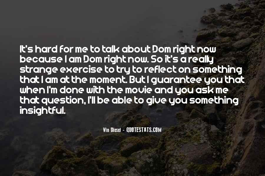 Vin's Quotes #1417671