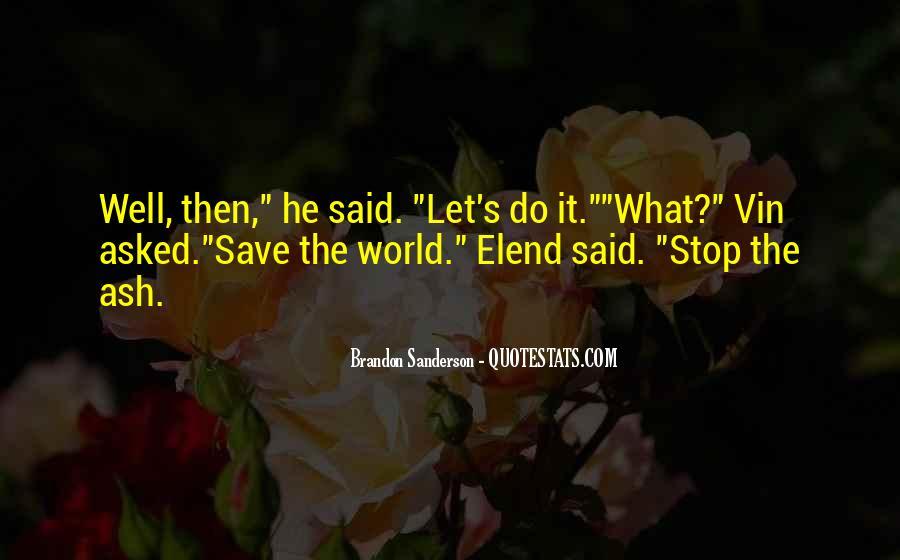 Vin's Quotes #1585874