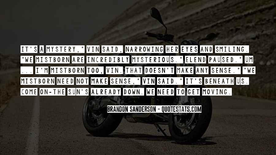 Vin's Quotes #1802603