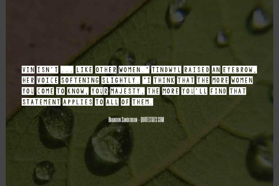 Vin's Quotes #234837