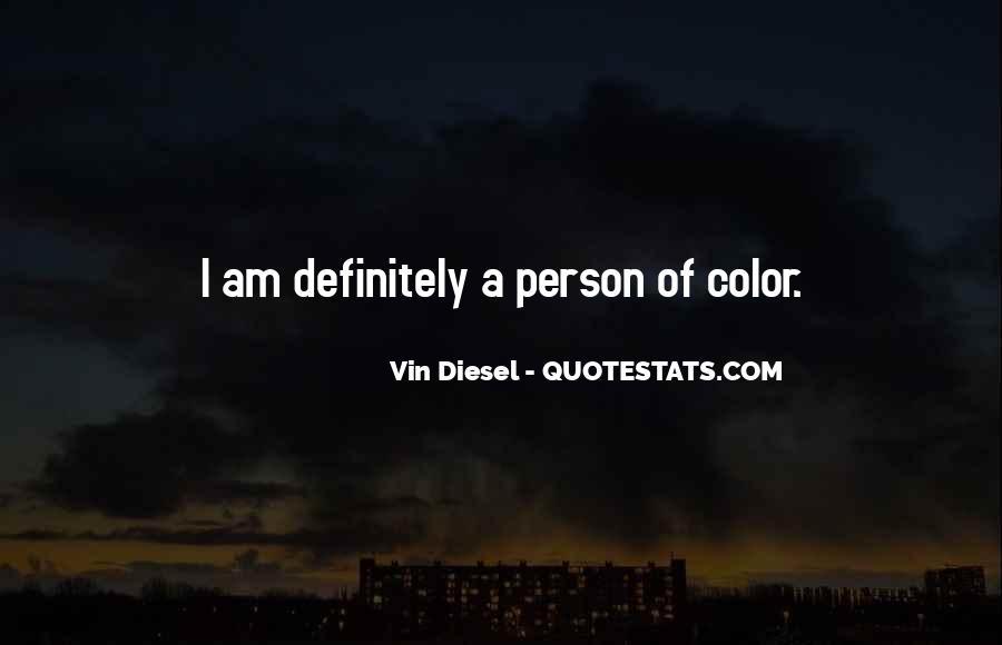 Vin's Quotes #27205