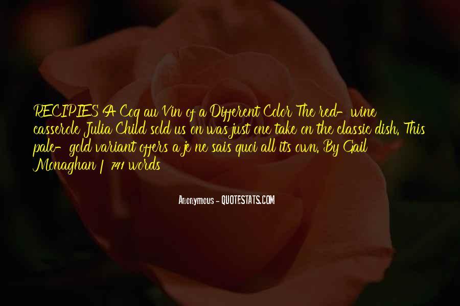Vin's Quotes #326064