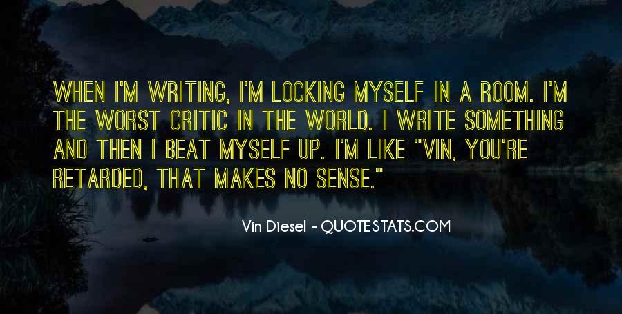 Vin's Quotes #337592