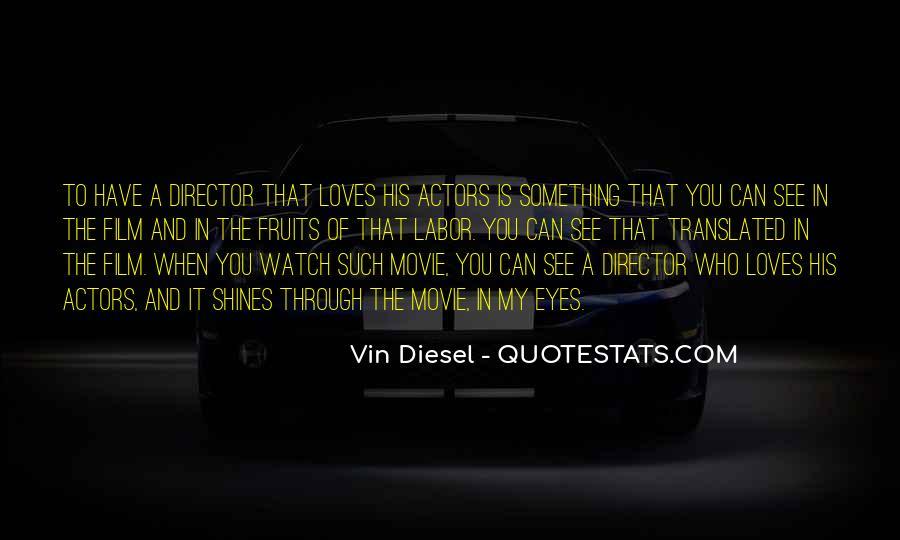 Vin's Quotes #34016