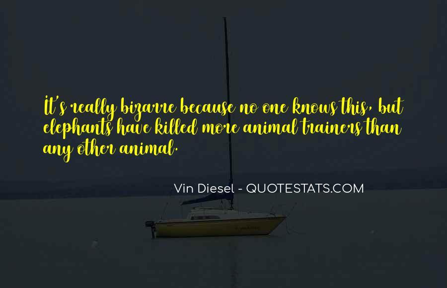 Vin's Quotes #631246