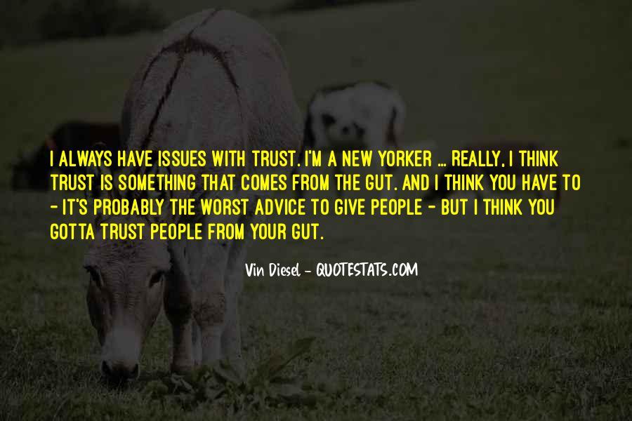 Vin's Quotes #704154