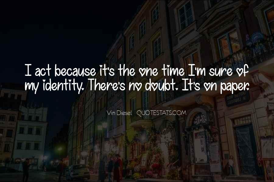 Vin's Quotes #875879