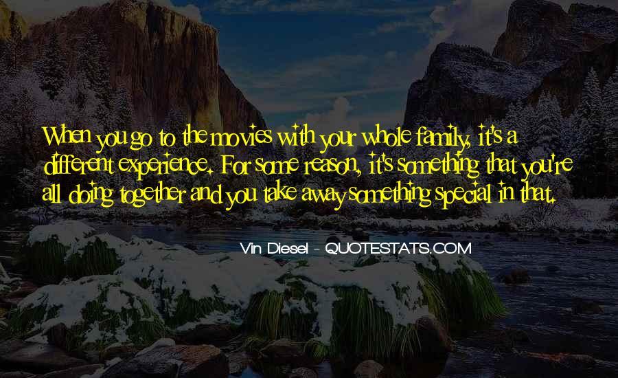 Vin's Quotes #880966