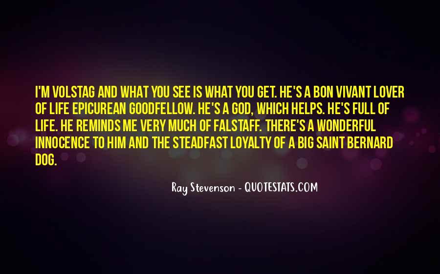 Vivant Quotes #1481569