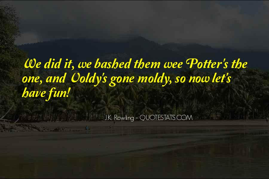 Voldy Quotes #1366775