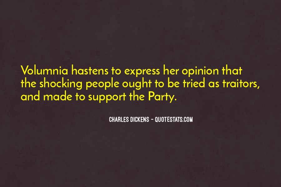 Volumnia Quotes #945905