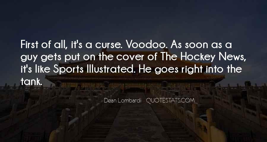 Voodoo's Quotes #1057417