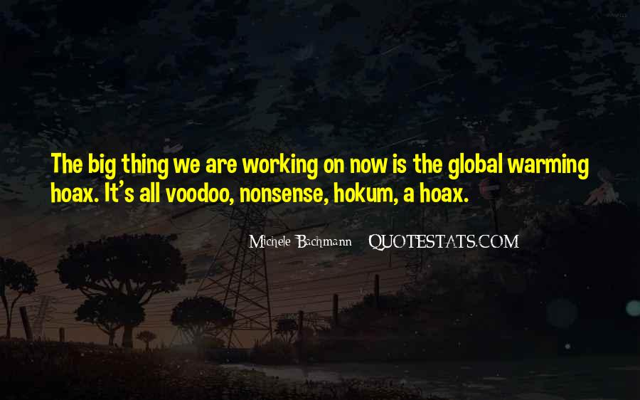Voodoo's Quotes #1579280