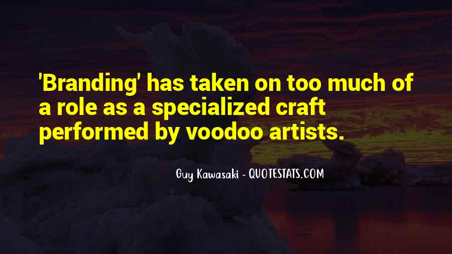 Voodoo's Quotes #428486
