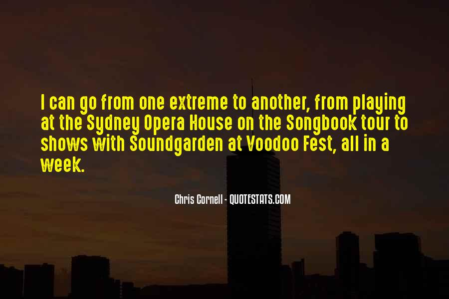Voodoo's Quotes #450270