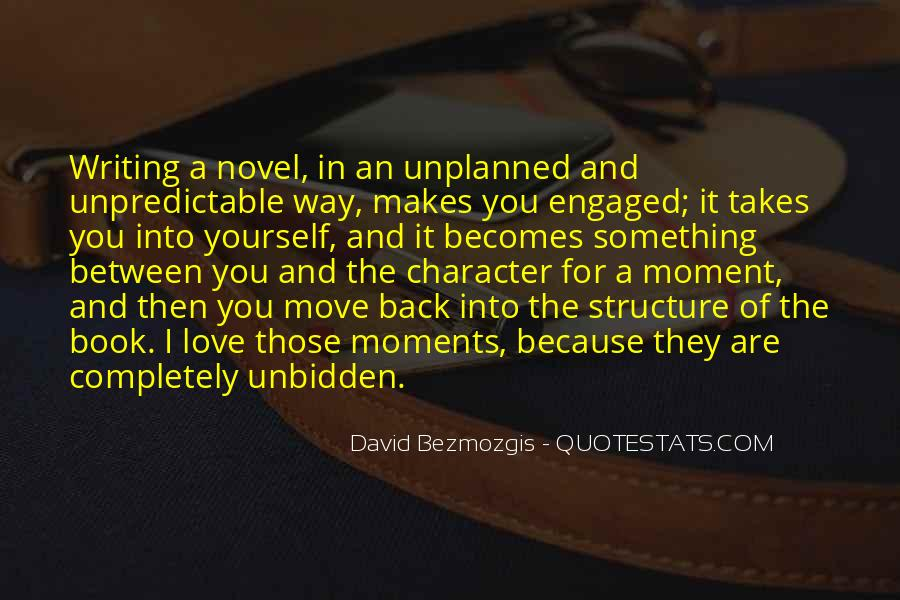 Quotes About Character And Love #116869