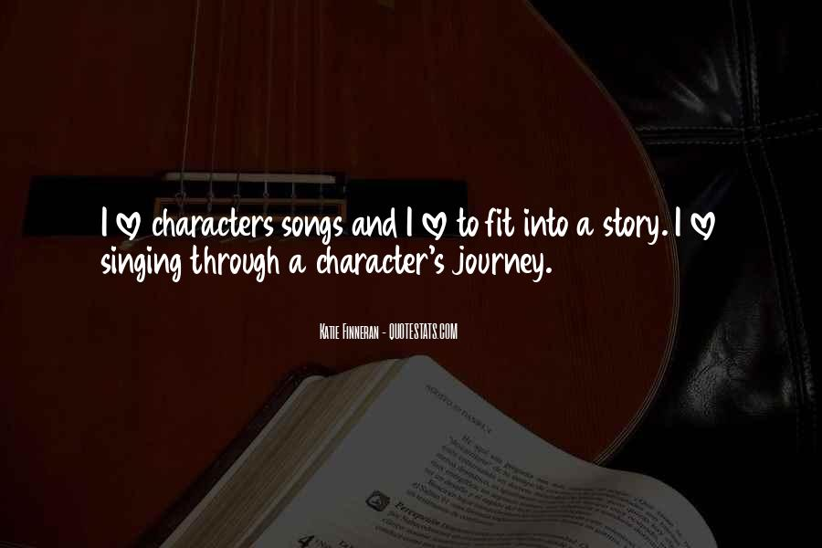 Quotes About Character And Love #128256