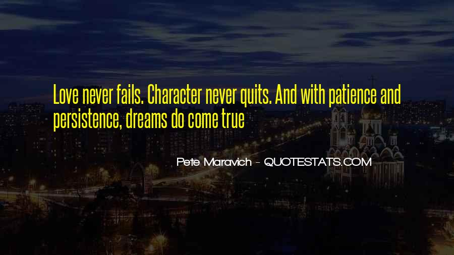 Quotes About Character And Love #184021