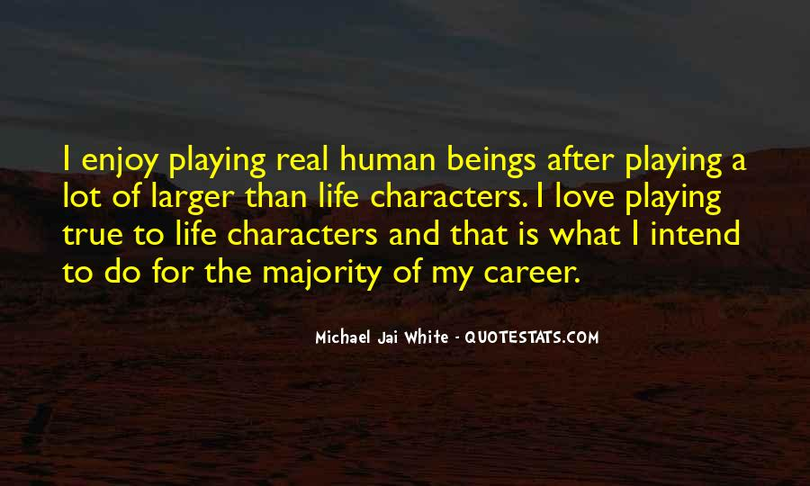 Quotes About Character And Love #199969