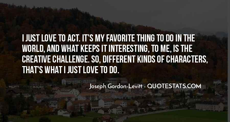 Quotes About Character And Love #233510