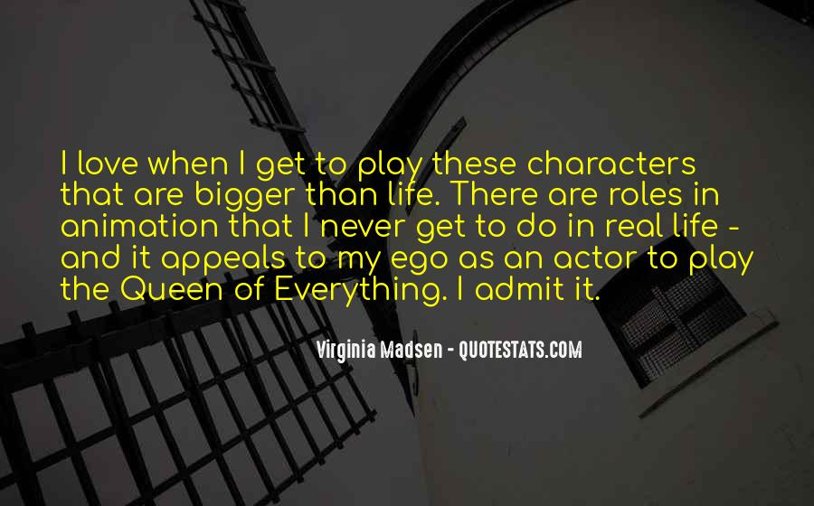 Quotes About Character And Love #246359