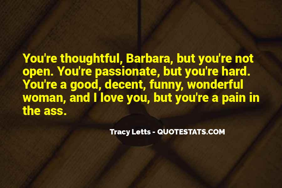 Quotes About Character And Love #25045