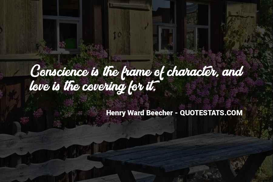 Quotes About Character And Love #269962