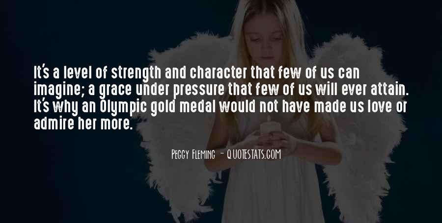 Quotes About Character And Love #273346