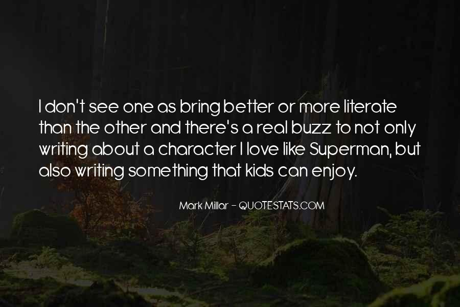 Quotes About Character And Love #275068