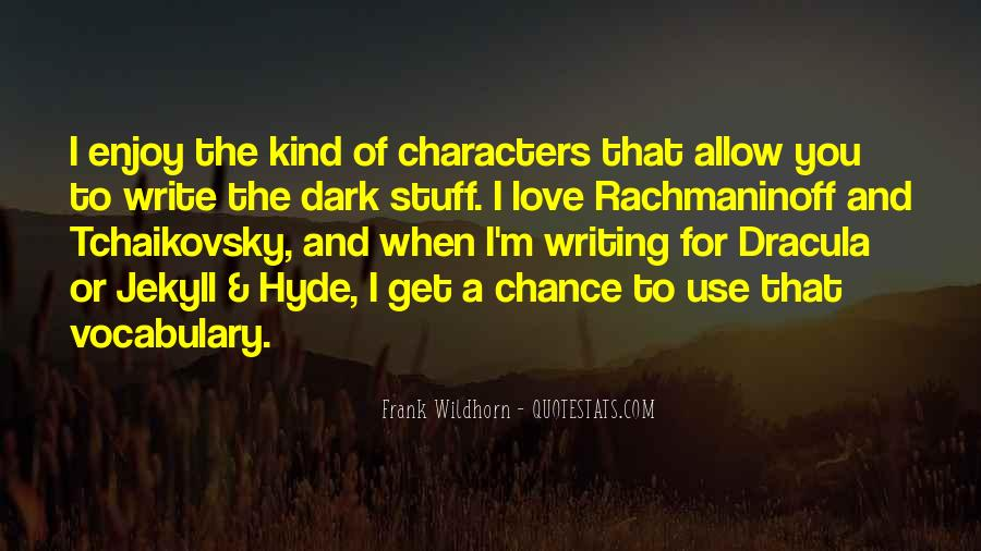 Quotes About Character And Love #383871
