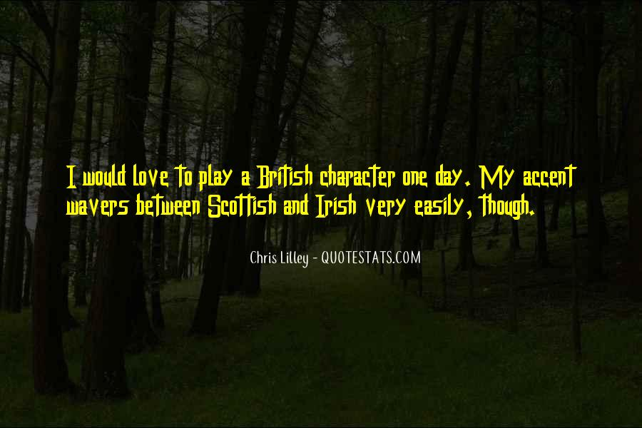 Quotes About Character And Love #418865