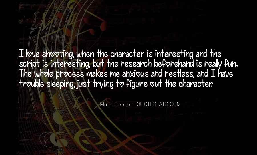 Quotes About Character And Love #427974