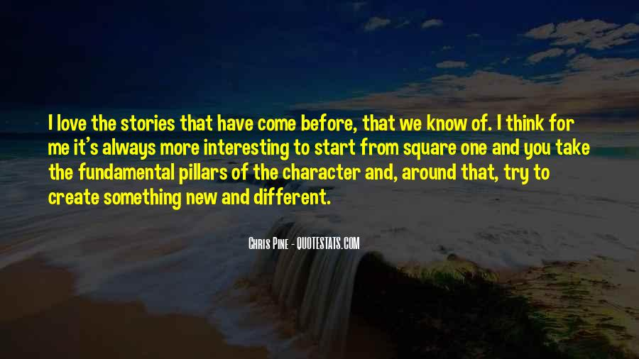 Quotes About Character And Love #56523