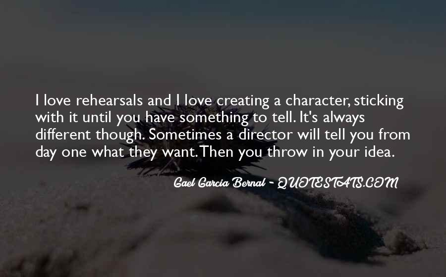 Quotes About Character And Love #64554