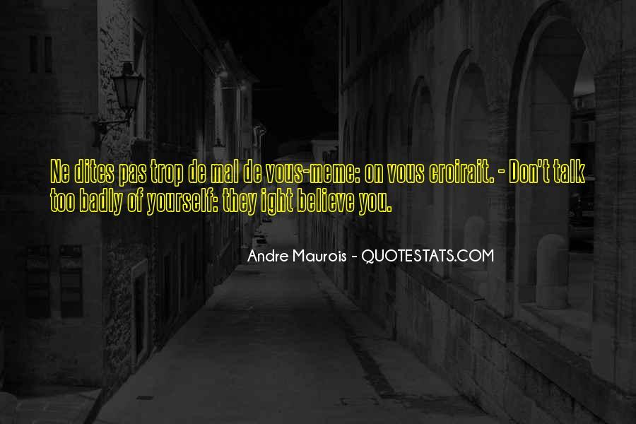 Vous Quotes #163266