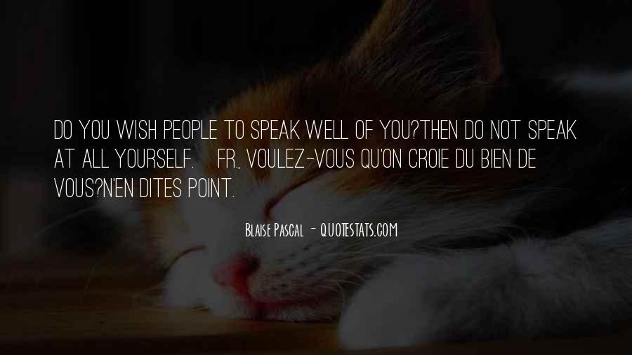 Vous Quotes #913639