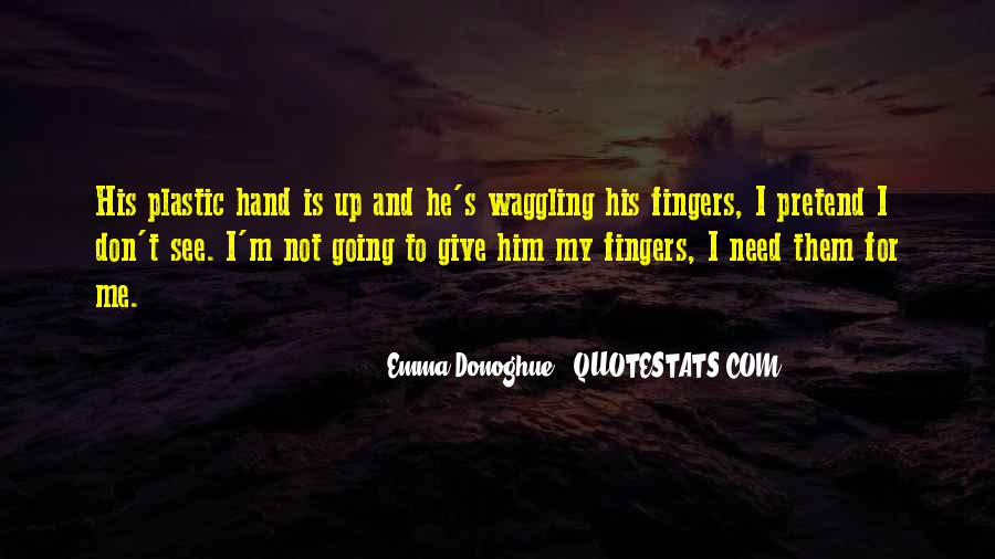 Waggling Quotes #862972