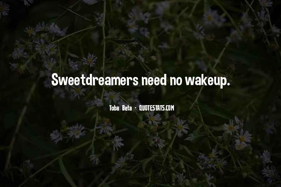 Wakeup Quotes #653405