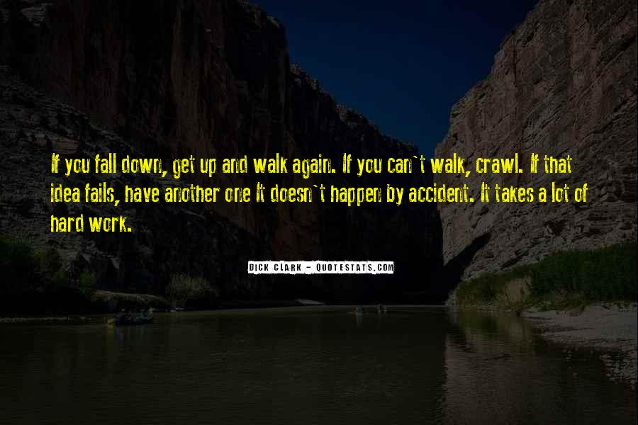 Walk'd Quotes #11345
