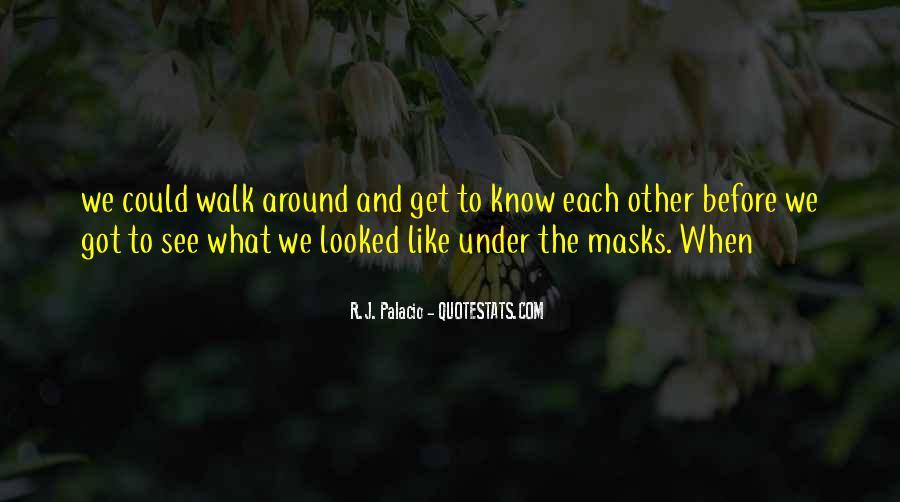 Walk'd Quotes #14803