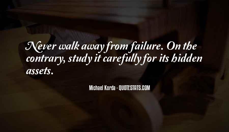 Walk'd Quotes #15742
