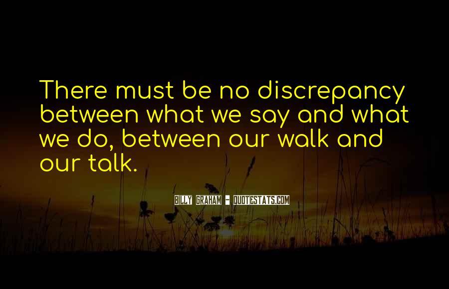 Walk'd Quotes #16021